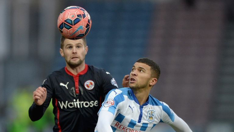 Oliver Norwood (left): Helped Reading past his former club
