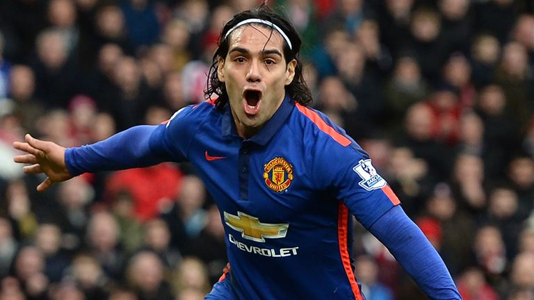 Radamel Falcao: Could become a Chelsea transfer target