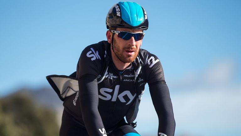 Sir Bradley Wiggins starts his 2015 season at the Tour of Qatar