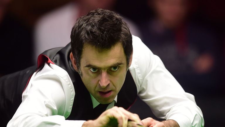 Ronnie O'Sullivan: Not a big fan of the Motorpoint Arena