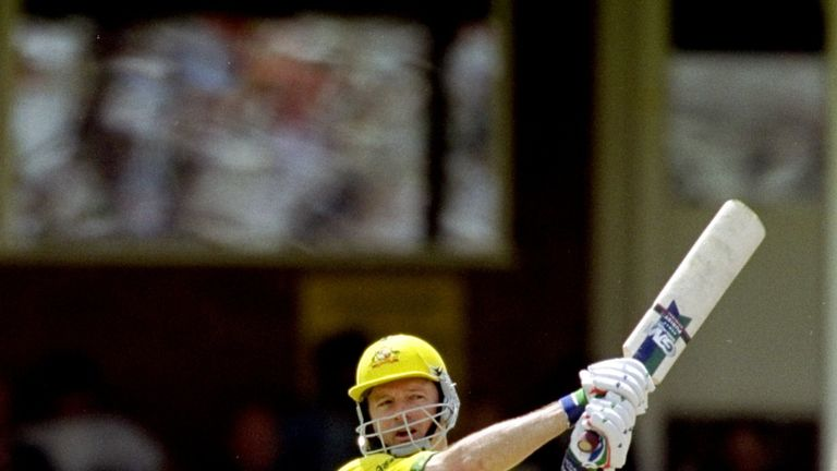 Steve Waugh punished South Africa after receiving a reprieve