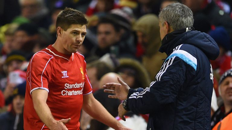 Gerrard came close to joining Jose Mourinho at Chelsea in the summer of 2004