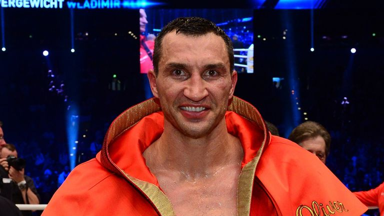 Wladimir Klitschko: The 'Baddest man on the Planet'