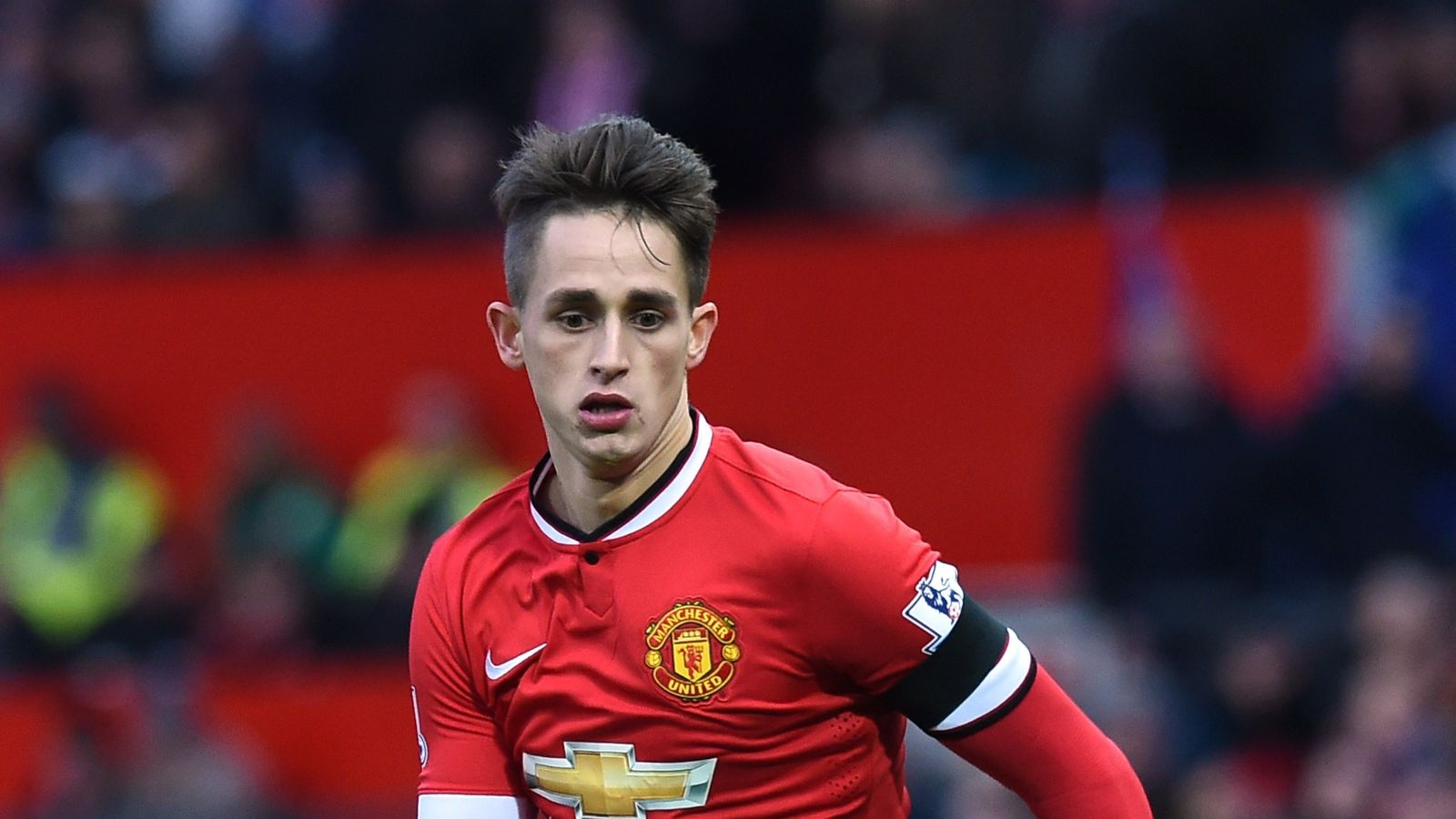 Adnan Januzaj Admits It Is 'more Difficult For Him To Play