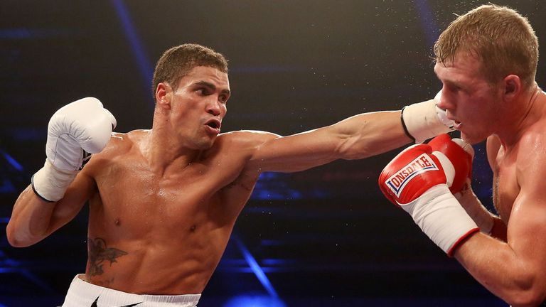 Anthony Ogogo is finally ready to fight again