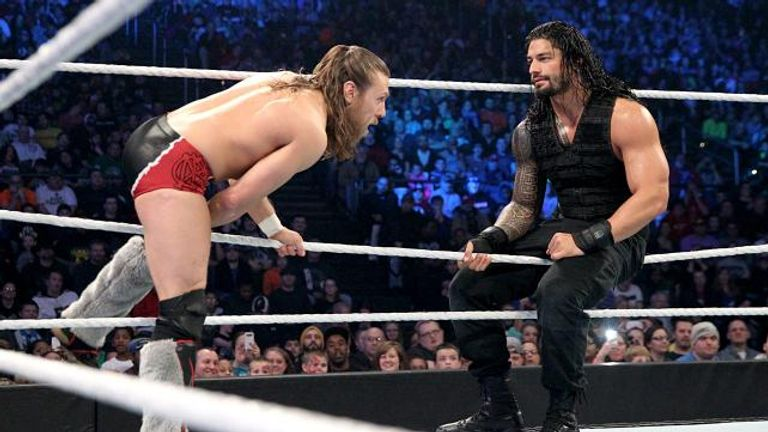 Daniel Bryan will become foes at WWE Fastlane when a WrestleMania spot is on the line