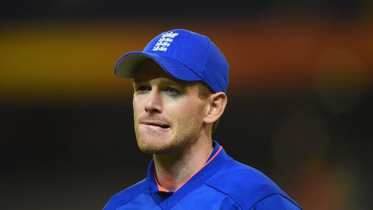 Eoin Morgan: Will miss an ODI when he joins IPL side Sunrisers Hyderabad