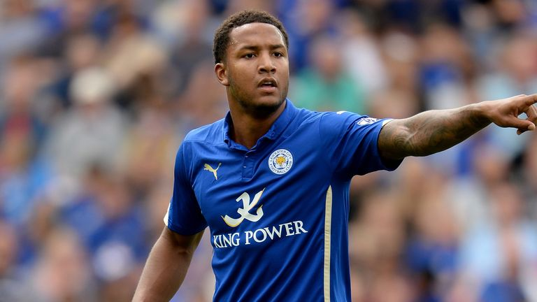 Leicester defender Liam Moore
