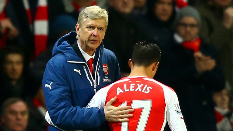 Arsene Wenger: Arsenal manager is concerned about the summer workload of players such as Alexis Sanchez