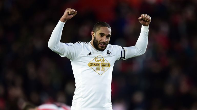 Ashley Williams: Swansea captain feels the squad can make history this season
