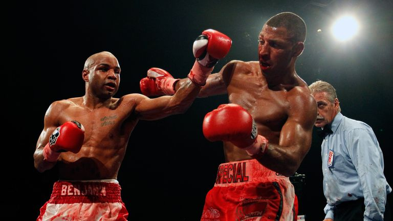 Carson Jones gave Kell Brook problems in their first fight