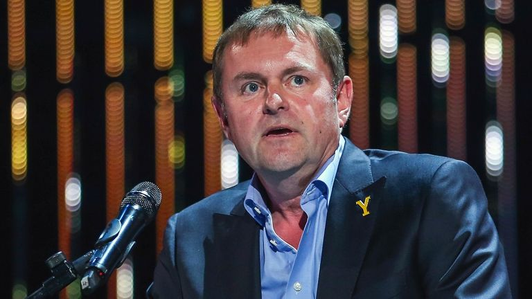 Sir Gary Verity has asked for 'time and space to heal' after resigning as chief executive of Welcome to Yorkshire