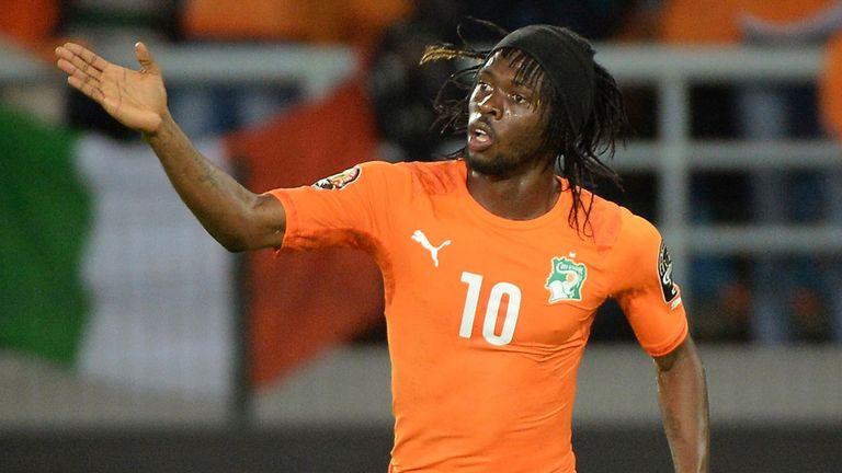 Gervinho has helped Ivory Coast reach the final