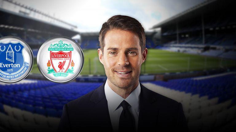 Jamie Redknapp Everton Liverpool