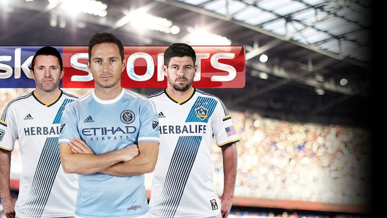Major League Soccer: Coming to Sky Sports