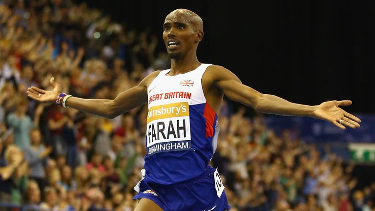 Mo Farah: Olympic champion missed two drugs tests before London 2012, says report