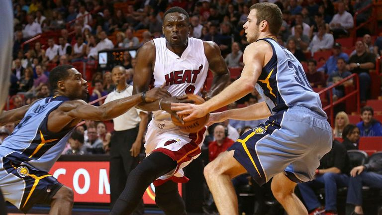 Luol Deng will play for the LA Lakers next season