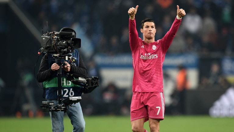 Cristiano Ronaldo ended his mini goal drought