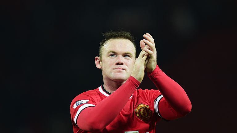Wayne Rooney: Worth £72m, claims Rich List