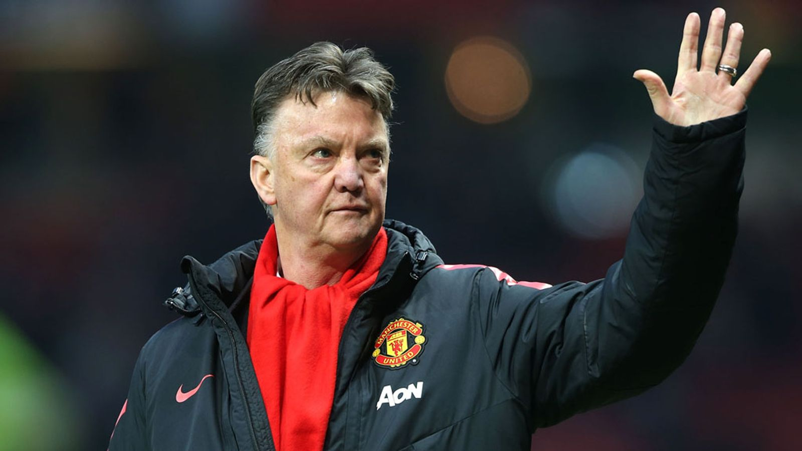 Man Utd Boss Louis Van Gaal Says 'signing Players Is A