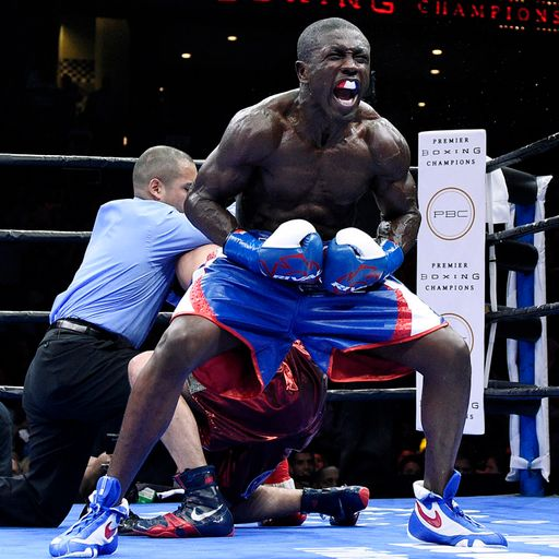 Who is Andre Berto?