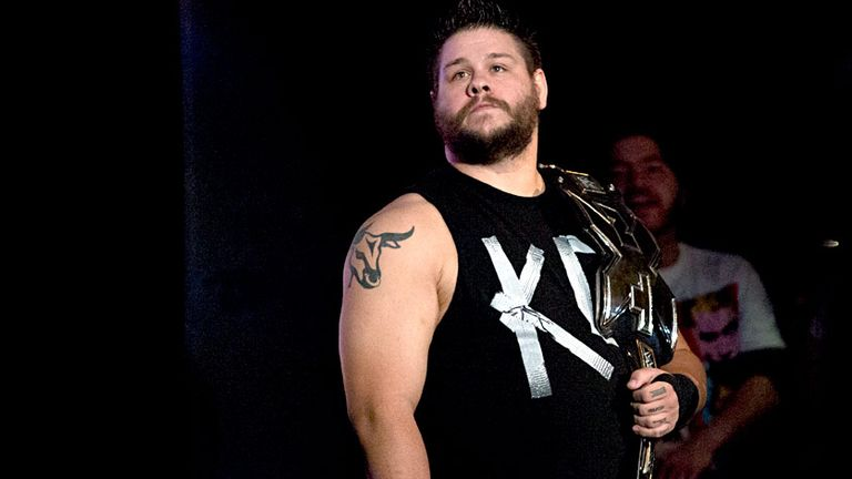 WWE star Kevin Owens to return to NXT following SmackDown firing?