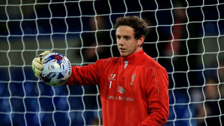 Danny Ward - joining Aberdeen on season-long loan