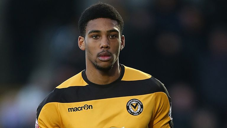 Shaun Jeffers: Wrapped up the win for Newport