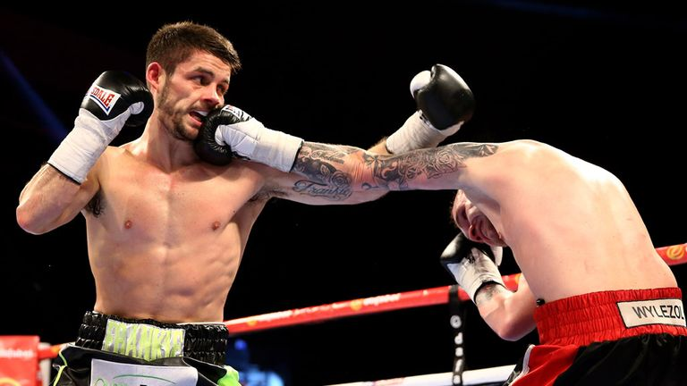 Stephen Smith is hoping to avenge defeat to Lee Selby