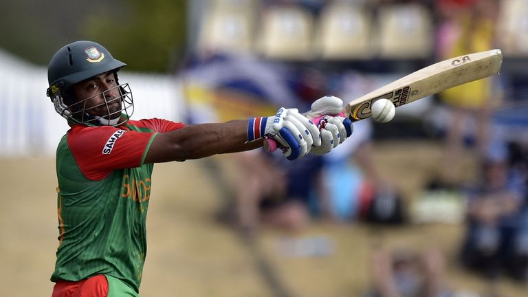 Bangladesh opener Tamim Iqbal has already hit three hundreds against England in Tests and ODIs