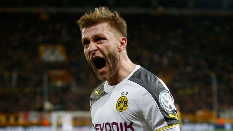 Jakub Blaszczykowski has left Dortmund for Wolfsburg