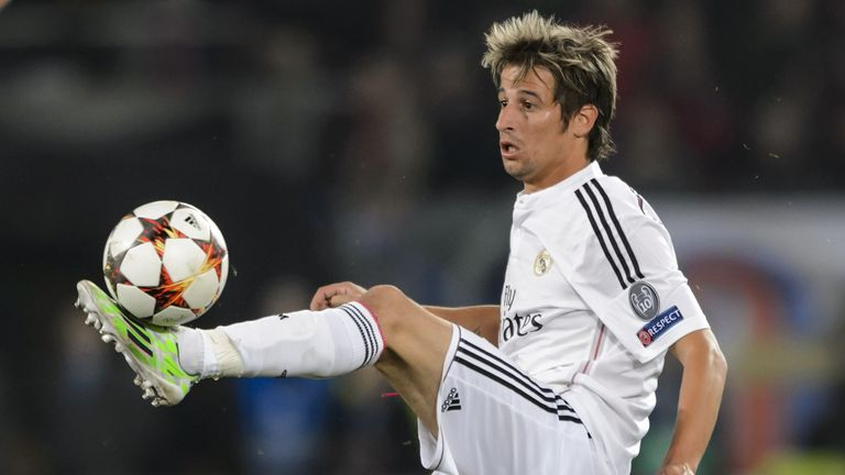 Fabio Coentrao has been out of favour at Real Madrid