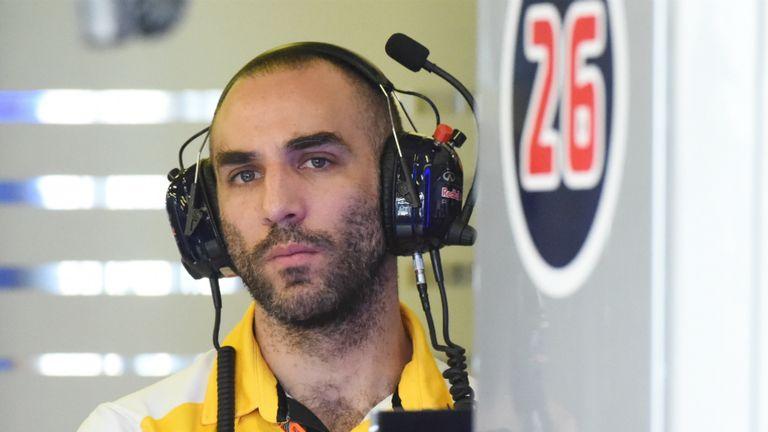 Cyril Abiteboul: Ferrari win gives Renault hope