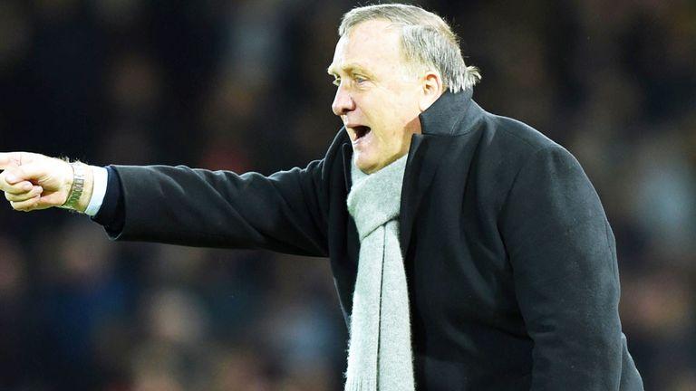 Dick Advocaat: Sunderland boss endured a frustrating start