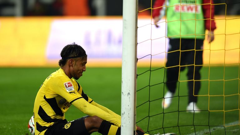 Pierre-Emerick Aubameyang will not be leaving Borussia Dortmund,  according to the German club