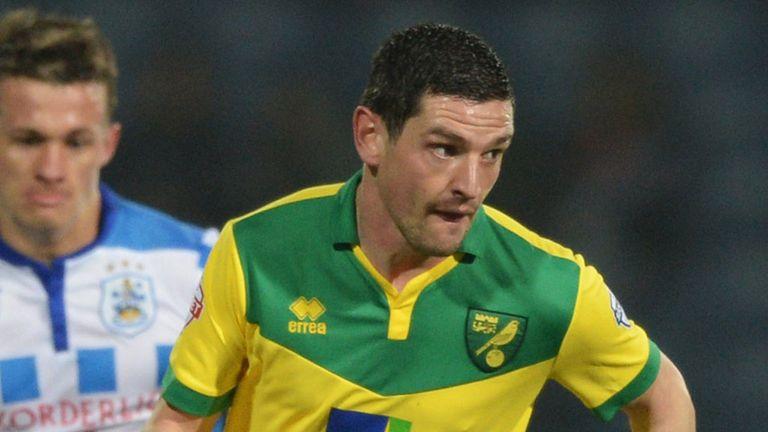 Graham Dorrans: Norwich midfielder