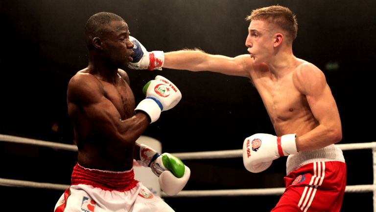 Jack Bateson: Developing and rising fast in the flyweight division