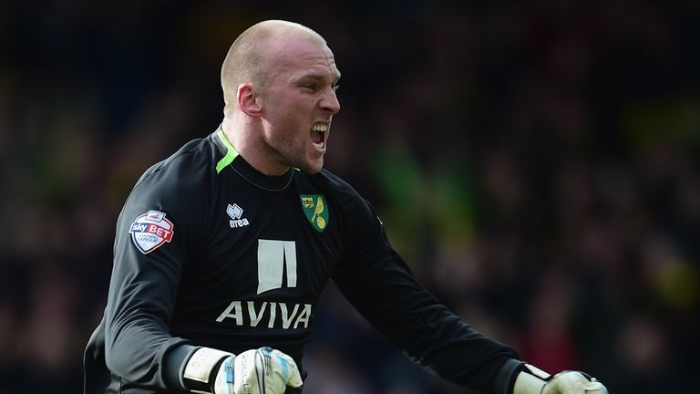 John Ruddy did not make the move to Sunderland