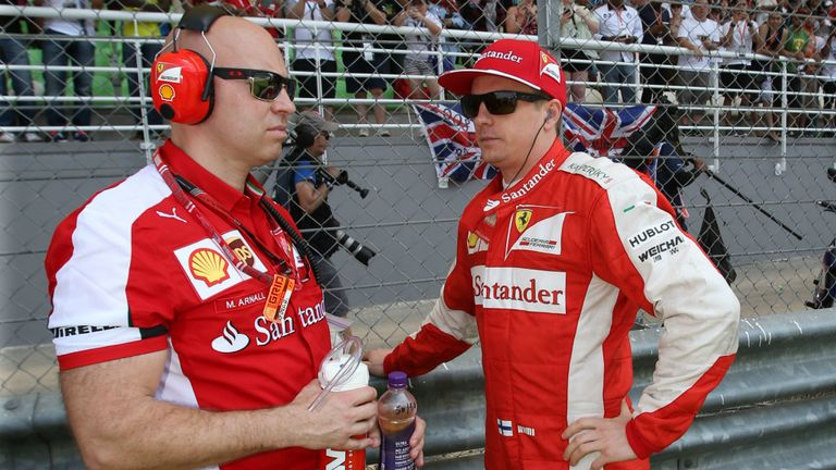 Kimi Raikkonen: Expecting another strong Ferrari performance in Shanghai