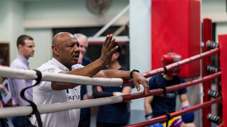 Marvin Hagler: Lost to Sugar Ray Leonard in their 'Super Fight' in 1987