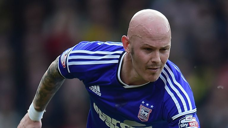 Richard Chaplow: Hit a dramatic late winner for Ipswich