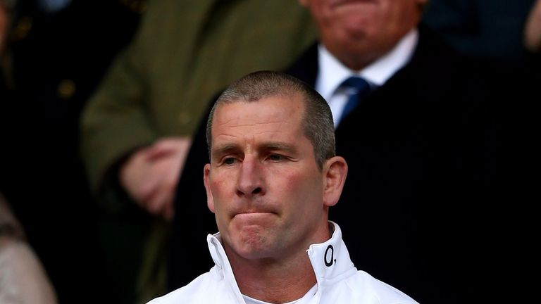 Stuart Lancaster: Fourth straight runners-up finishes