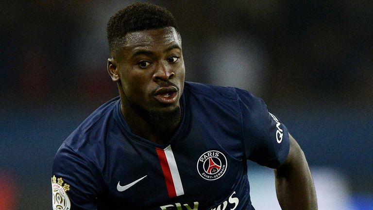 Serge Aurier: PSG defender