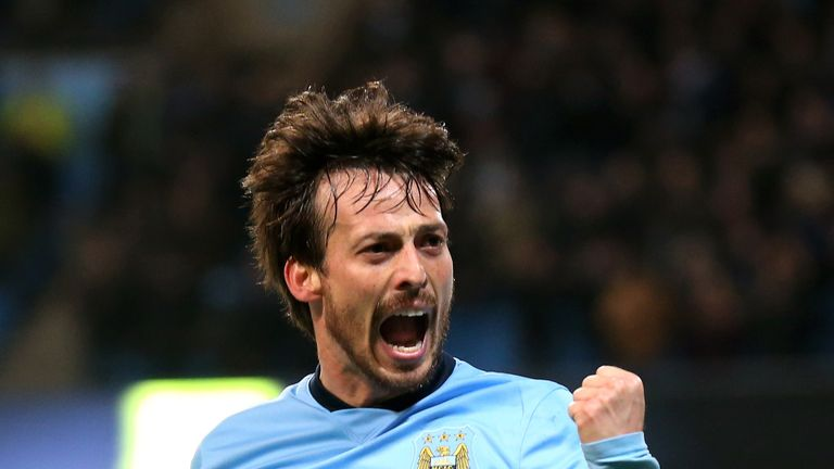 David Silva can help Man City put pressure on Chelsea in the title race