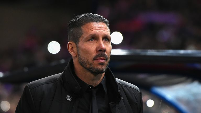 Diego Simeone's Atletico look well stocked ahead of the new season