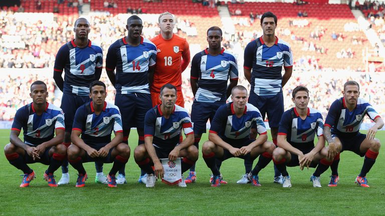 Team GB in 2012 - will they be at Rio?