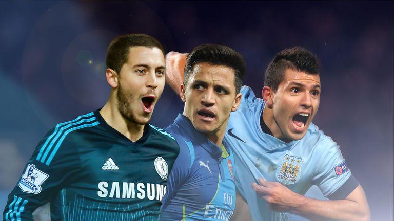 Premier League Team of the Season according to WhoScored.com stats