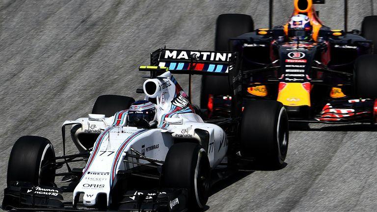 Daniel Ricciardo: Finished 10th at Sepang