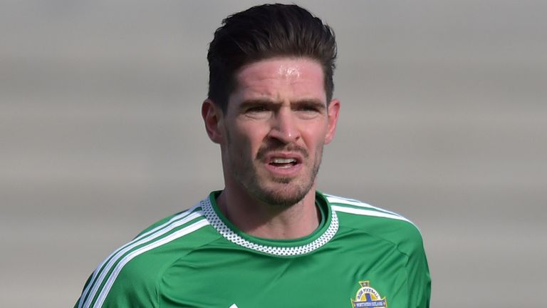 Kyle Lafferty is keen for regular club football ahead of the 2018 World Cup in Russia