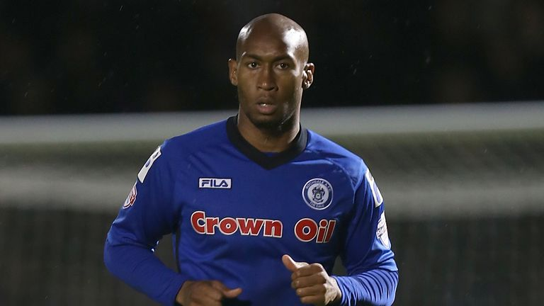 Calvin Andrew: Set to miss out through injury